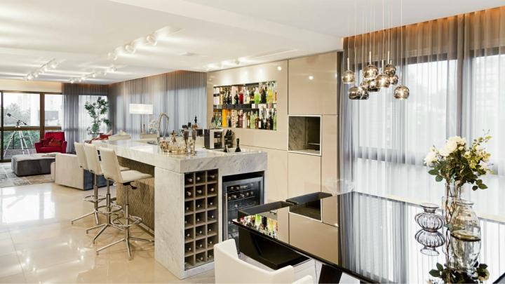 Ideas para una zona de bar en casa - Bar en casa decoracion ...