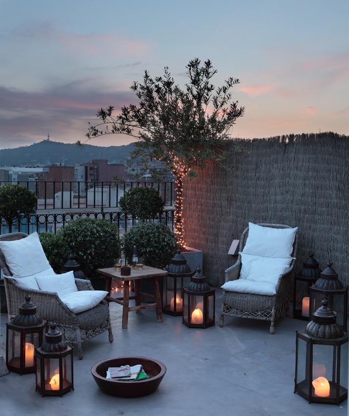 Decorablog revista de decoraci n for Decoracion de terrazas de aticos pequenos