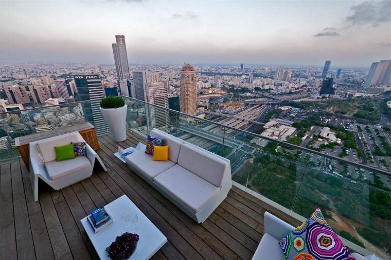 ideas para decorar terrazas de ticos