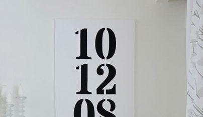 Decorar numeros 13