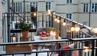 Ideas balcones pequenos 9