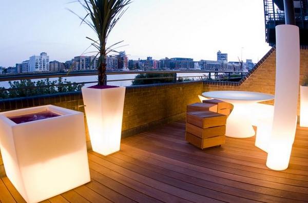 iluminacion terrazas 10 - Iluminacion Terrazas