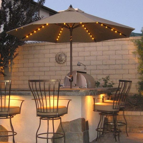 cmo iluminar tu terraza o jardn este verano 1114 - Iluminacion Terrazas