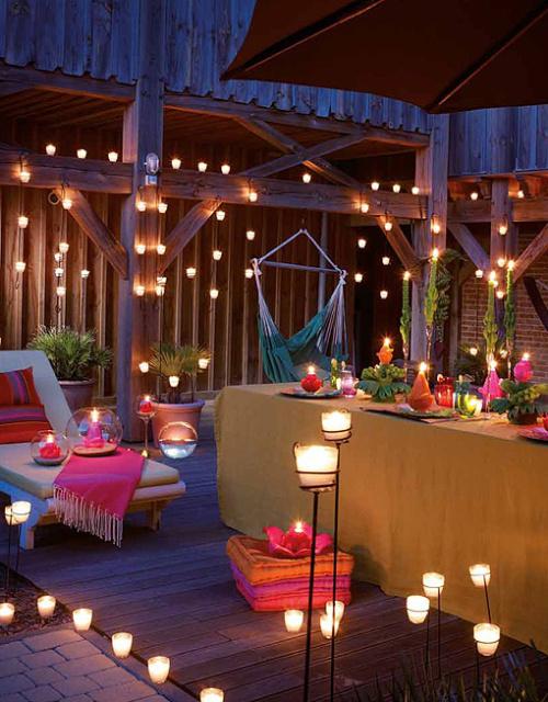 cmo iluminar tu terraza o jardn este verano 814 - Iluminacion Terrazas