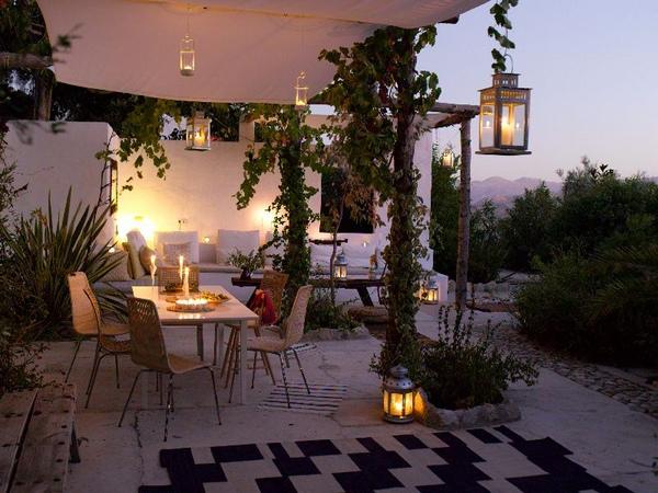 cmo iluminar tu terraza o jardn este verano 914 - Iluminacion Terrazas