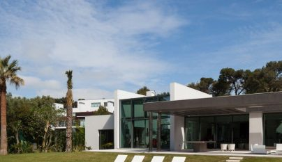 casa con piscina en Cascais 2