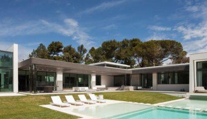 casa con piscina en Cascais 9