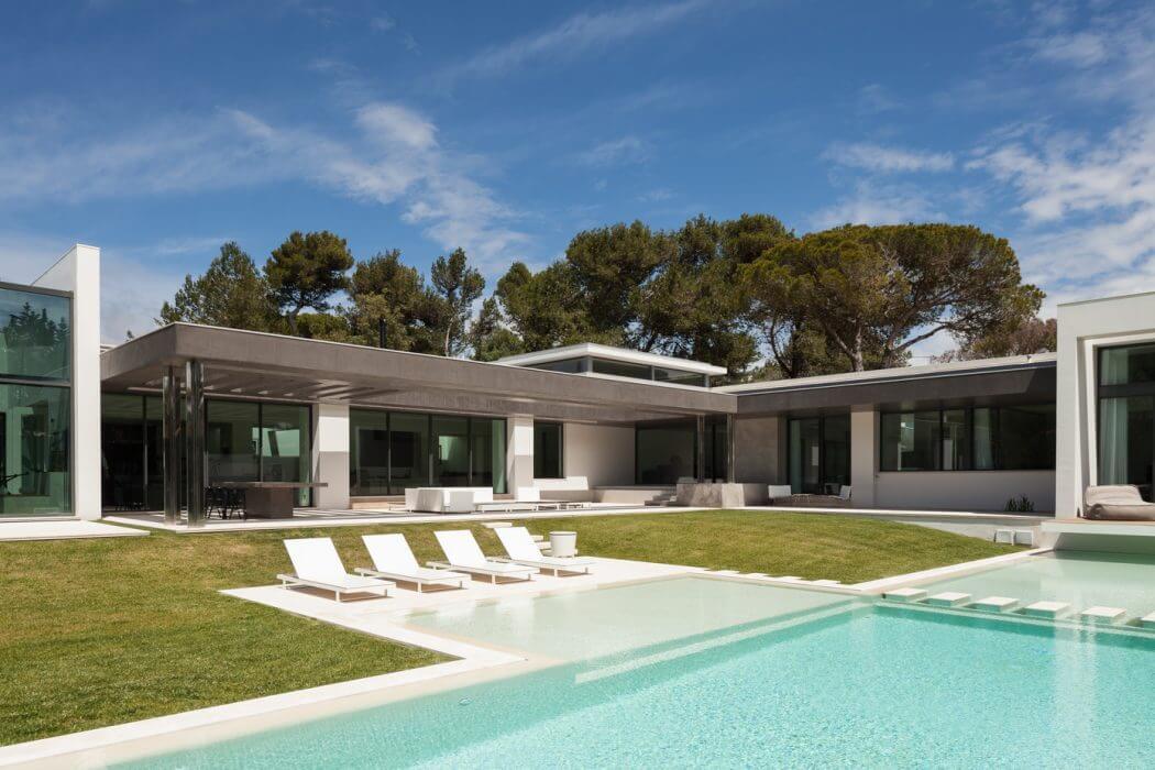 Casa con piscina en cascais 9 for Case con piscine