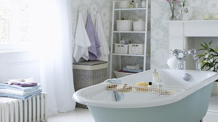 Mueble Baño Encima Inodoro:la idea es distribuir correctamente los muebles y localizar las zonas