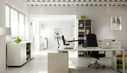 Zona de estudio y de trabajo en casa for Como decorar la oficina segun el feng shui