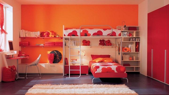 dormitorios naranja foto3
