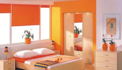 dormitorios naranja23