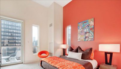 dormitorios naranja26