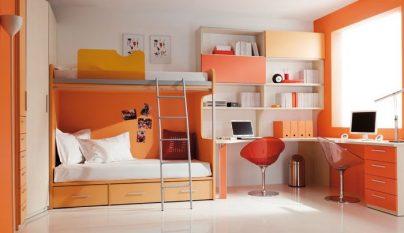 dormitorios naranja31