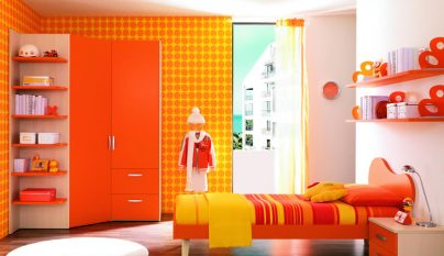 dormitorios naranja33