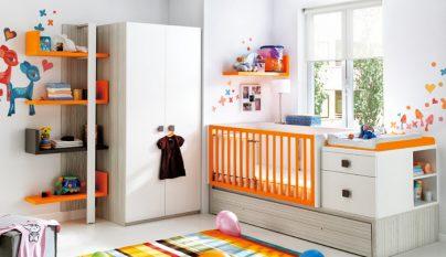 dormitorios naranja34