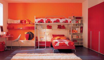 dormitorios naranja38