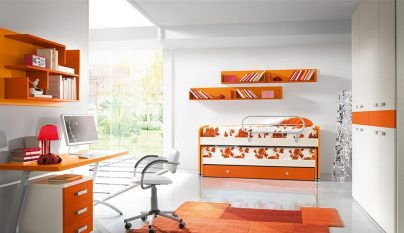 dormitorios naranja39