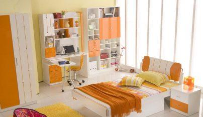dormitorios naranja40