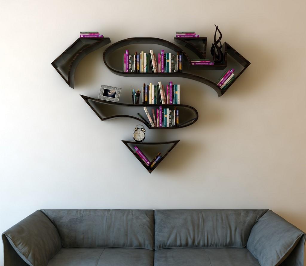 estanteria Superman 3