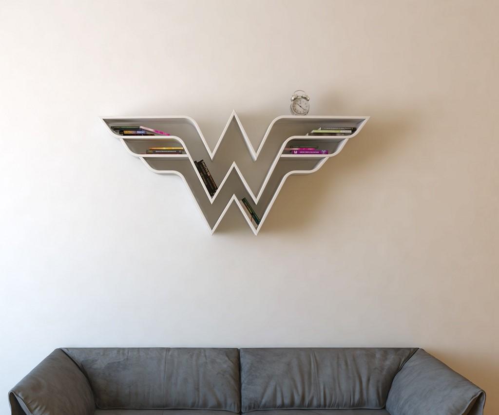 estanteria Wonder Woman 1
