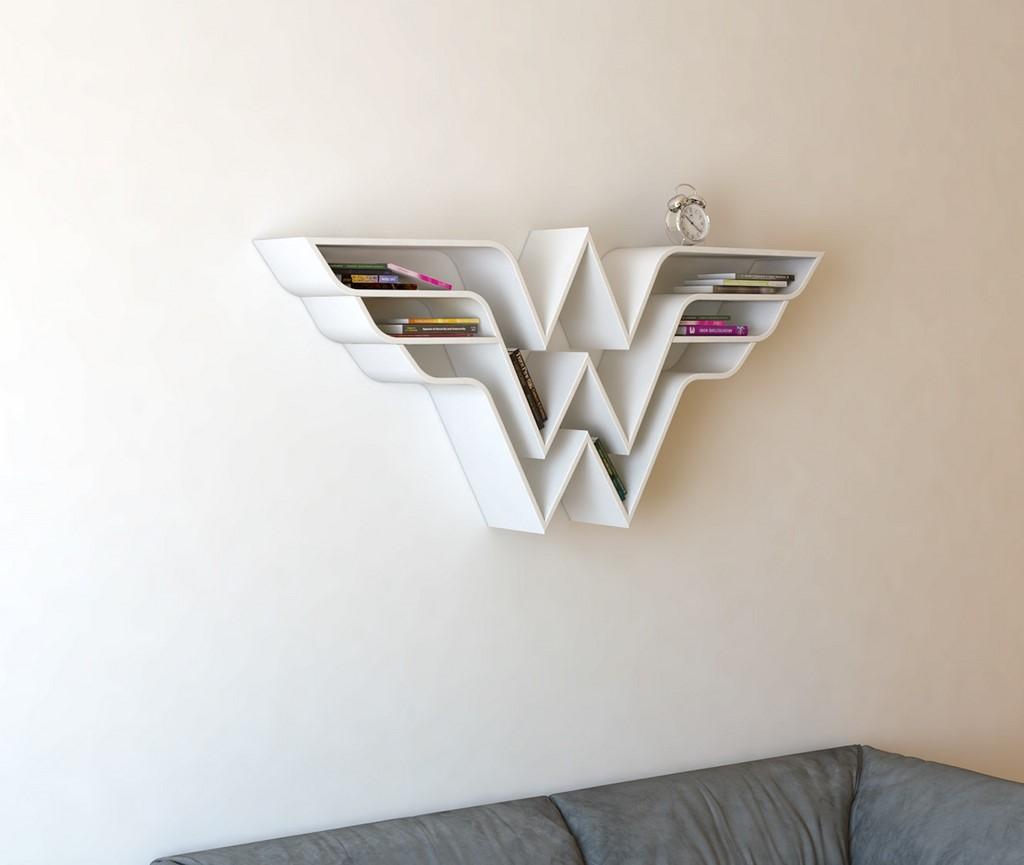 estanteria Wonder Woman 2