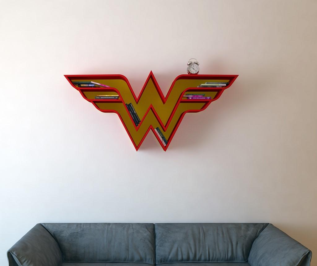 estanteria Wonder Woman 3
