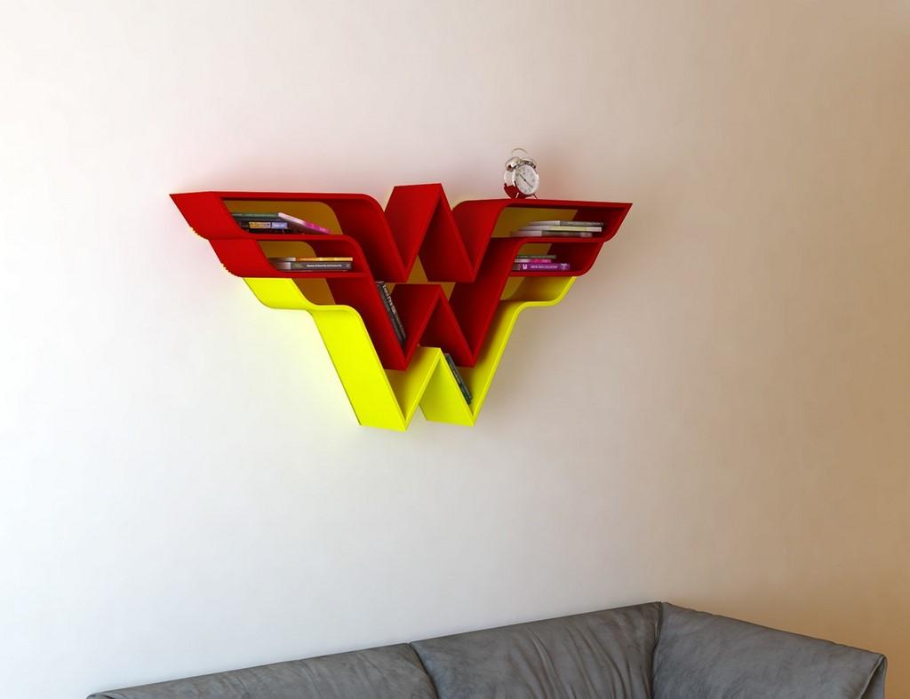 estanteria Wonder Woman 4
