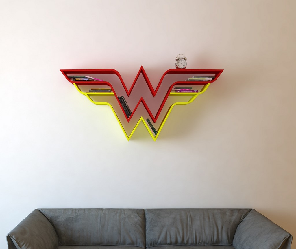 estanteria Wonder Woman 5