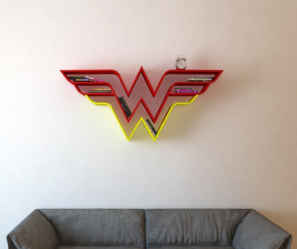 estanteria Wonder Woman 6