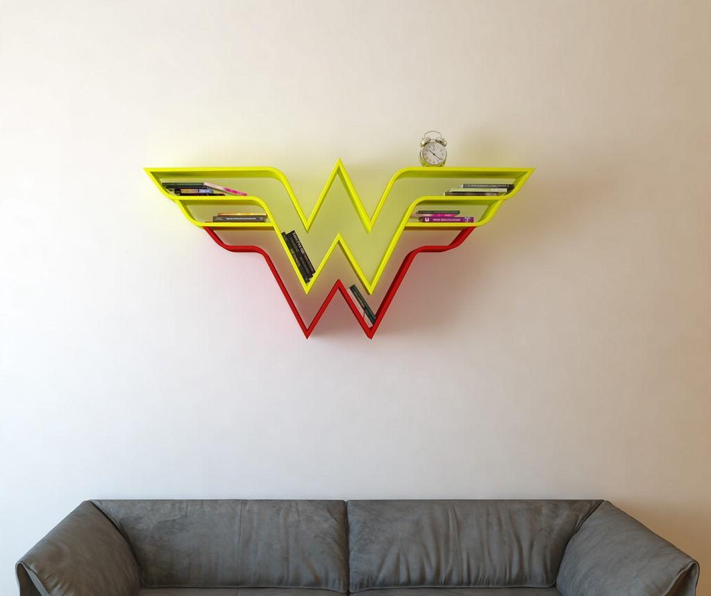 estanteria Wonder Woman 7