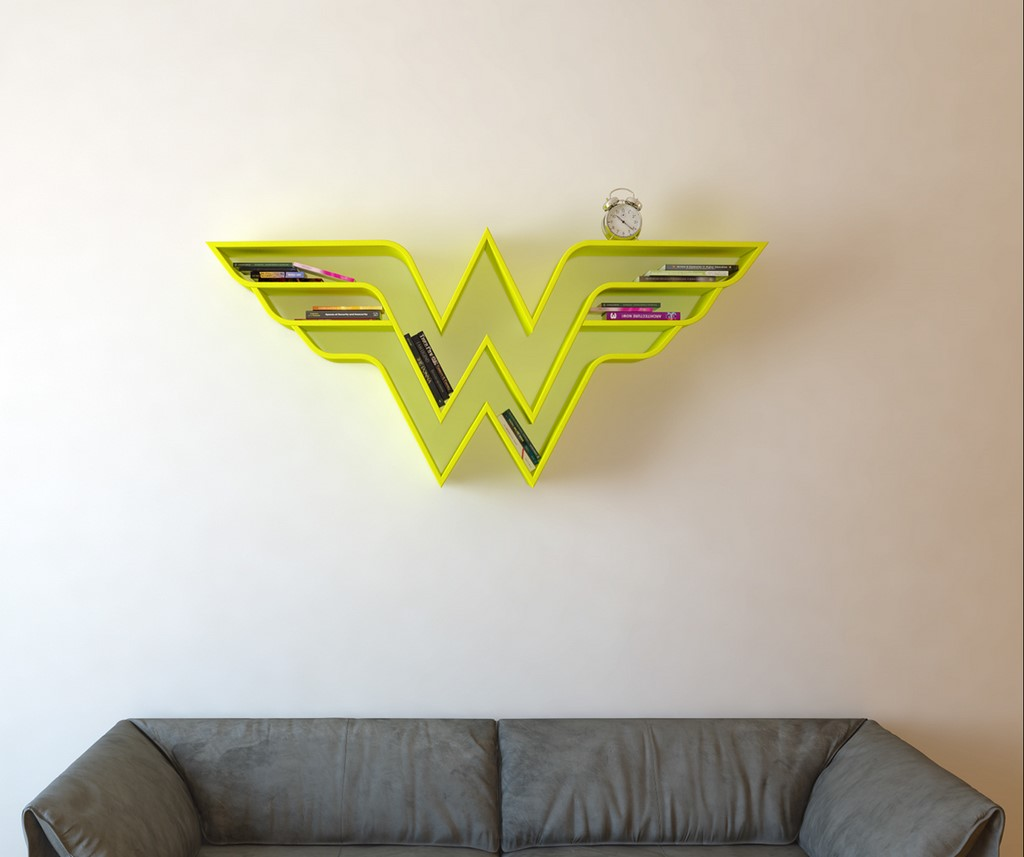 estanteria Wonder Woman 8