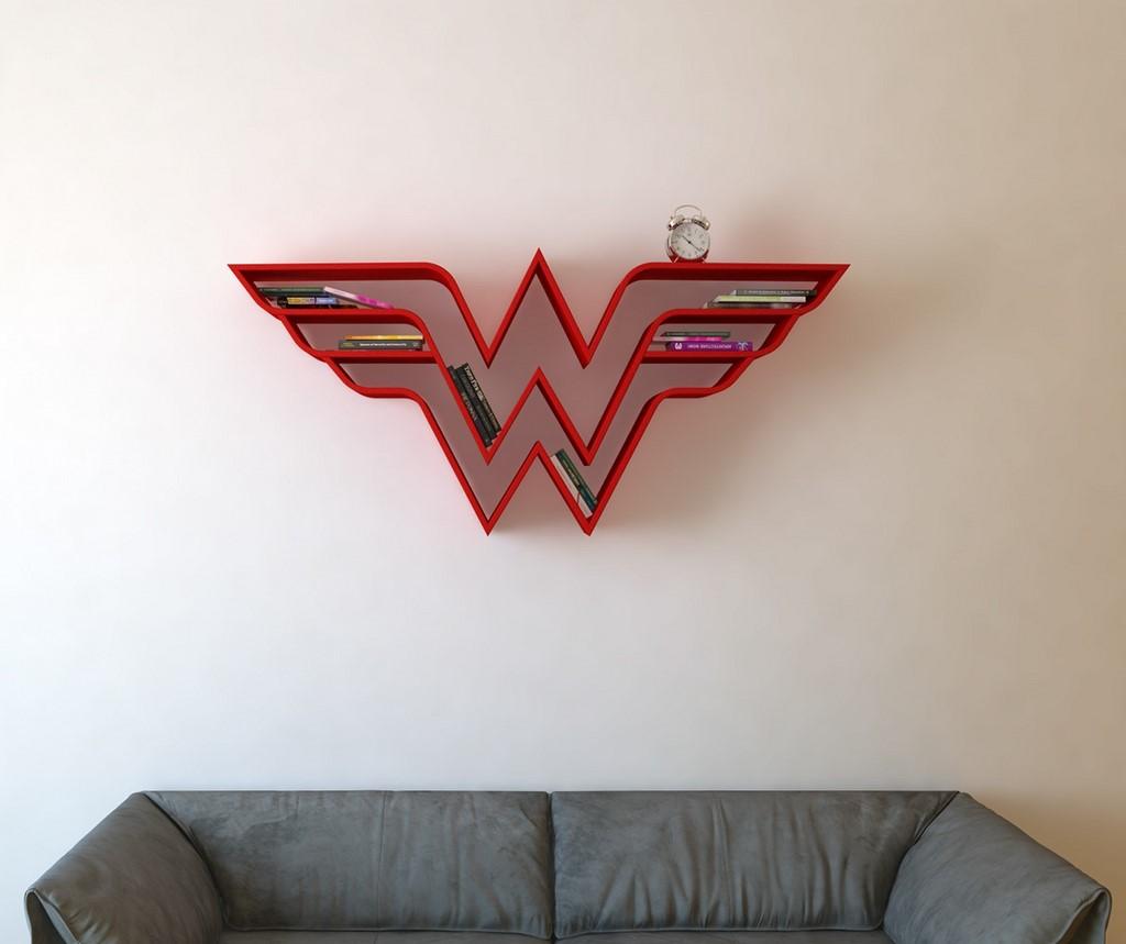 estanteria Wonder Woman 9