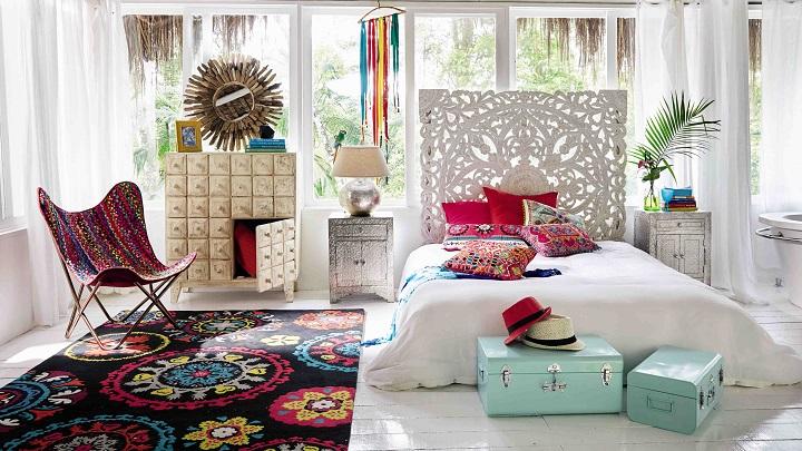 Muebles de estilo tnico - Estilo etnico decoracion ...