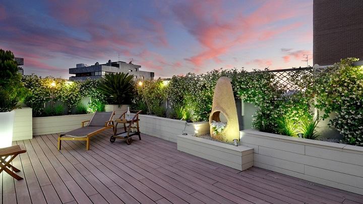 Fotos de terrazas con encanto - Terrazas pequenas con encanto ...