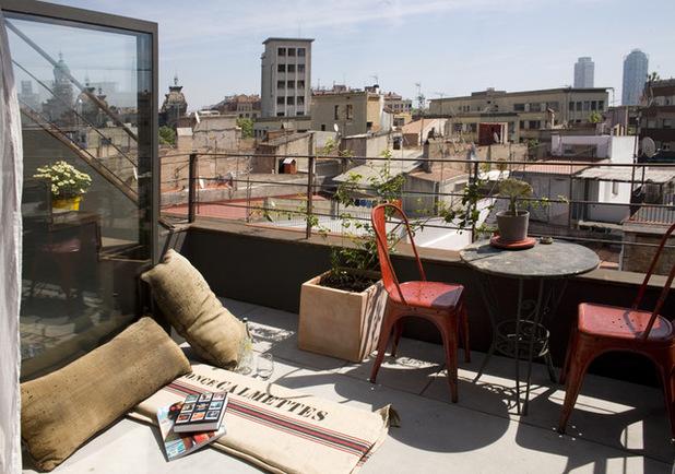fotos de terrazas con encanto