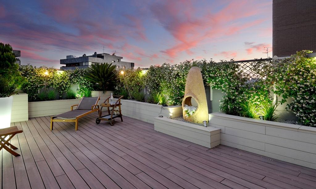 Terraza con encanto17 for Imagenes de terrazas