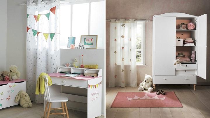 Decorablog revista de decoraci n - Cortinas habitaciones infantiles ...