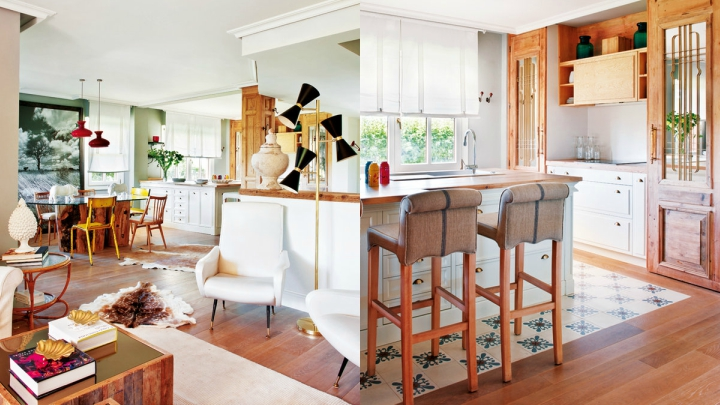 Casa Madrid cocina
