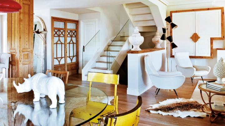 Casa Madrid salon