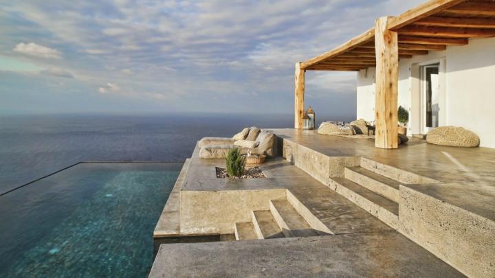 Casa isla Syros1