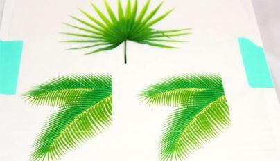 Posavasos tropicales 4
