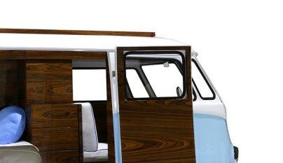 Volkswagen Camper dormitorio 10