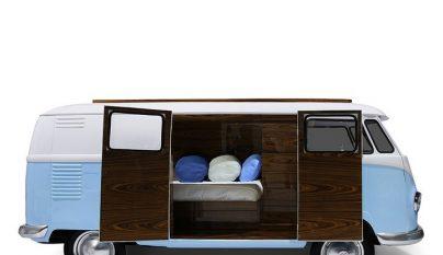 Volkswagen Camper dormitorio 2