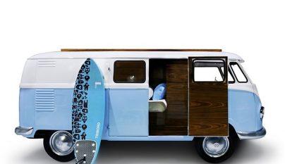 Volkswagen Camper dormitorio 3