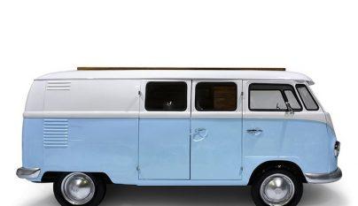 Volkswagen Camper dormitorio 4