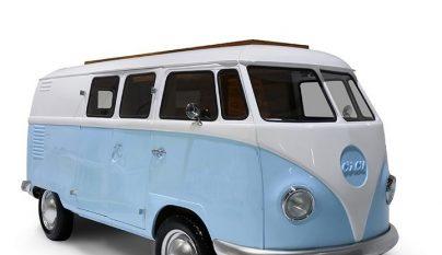 Volkswagen Camper dormitorio 5