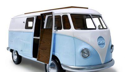 Volkswagen Camper dormitorio 7