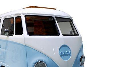 Volkswagen Camper dormitorio 8