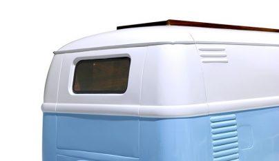 Volkswagen Camper dormitorio 9